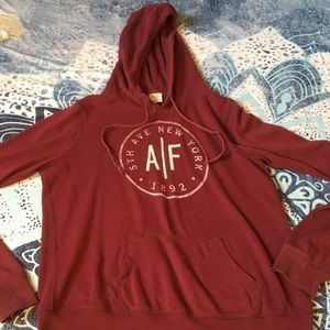 Abercrombie M women's pullover